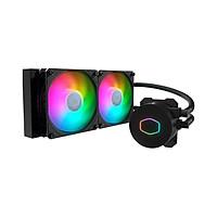 Tản nhiệt nước CPU Cooler Master MasterLiquid ML240L ARGB V2-Hàng chính hãng
