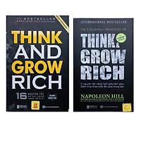 Combo Think And Grow Rich - 16 Nguyên Tắc Nghĩ Giàu, Làm Giàu Trong Thế Kỉ 21+5 nguyên tắc vàng nghĩ giàu làm giàu – Đánh thức khao khát làm giàu trong bạn