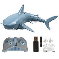 Mô hình đồ chơi cá mập thông minh điều khiển từ xa