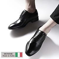 Homme Marlborough - Oxford Italian Leather  Shoes