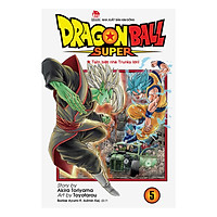 Dragon Ball Super - Tập 5
