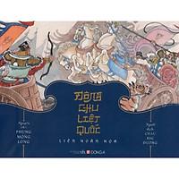 Bộ Hộp Đông Chu Liệt Quốc Liên Hoàn Họa (Trọn Bộ 30 Tập) -Tặng Kèm Sổ Tay