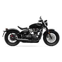 Xe Môtô Triumph BOBBER BLACK - Đen Bóng