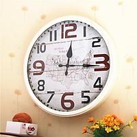 Pink xinh Decor đồng hồ để bàn trang trí vintage trắng đen nhiều mẫu