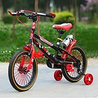 Xe đạp thể thao địa hình Xaming bánh 14 inch cho bé 4-5 tuổi Tặng kèm dầu tra xích nhập khẩu (Giao màu ngẫu nhiên)
