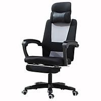 Ghế văn phòng , ngả lưng gác chân mẫu phối màu - DHRE0645