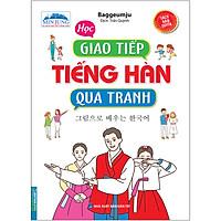 Học Giao Tiếp Tiếng Hàn Qua Tranh