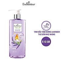 Sữa tắm dưỡng da Enchanteur Naturelle hương hoa Lavender 510gr/Chai