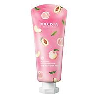 Tinh Dầu Dưỡng Thể Frudia My Orchard Peach Body Essence Chiết Xuất Đào (200ml)