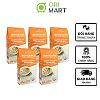 Combo 5 Gạo Hoa Xuân - Basmati Lotus Rice 500g