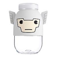 Bình nước Miniso nhựa Tritan siêu anh hùng Marvel 380ml - Hàng chính hãng
