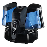 Máy phun sương tạo ẩm nóng lạnh USA công nghệ siêu âm khử khuẩn HoMedics Total Comfort Humidifier Plus nhập khẩu USA