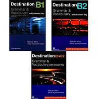 Sổ tay học sinh Destination B1,B2,C1&2