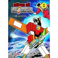 Dũng Sĩ Hesman - Box 11 - Từ Tập 51 Đến Tập 55