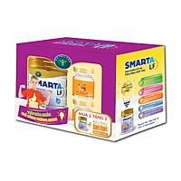 Combo: mua 01 lon sữa bột Smarta LF 900gr Tặng 02 hũ yến sào cao cấp Nunest Kids Grow (Vị Cam)