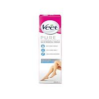 Kem tẩy lông da nhạy cảm Veet Pure Inspirations Hair Removal Cream 100ml