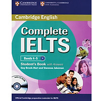 Complete IELTS B1 Student's Book with answer with CD-ROM