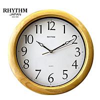 Đồng hồ treo tường hiệu RHYTHM - JAPAN CMG270NR07  (Kích thước 31.0 x 5.0cm)