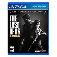 Đĩa Game PlayStation PS4 Sony The Last of Us Remastered Hệ US - Hàng chính hãng