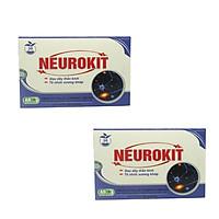 [2 HỘP]Thực phẩm bảo vệ sức khỏe Neurokit