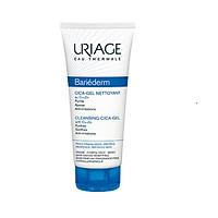 Gel làm sạch dành cho da kích ứng Uriage Bariederm Cica Gel Nettoyant 200ml