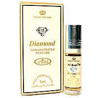 UNISEX_Tinh dầu nước hoa DIAMOND Al-Rehab (hàng chính hãng )