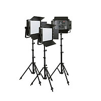Bộ đèn LED studio chuyên nghiệp NANLite CN-1200SA 3 Kit FNA41 - Hàng chính hãng