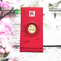 Bao lì xì Mã Đáo Thành Công, dùng trưng trong nhà, treo cây hoa mai, đựng tiền lì xì, mừng tuổi, sinh nhật, tân gia, ý nghĩa và sang trọng - TMT Collection - SP005081