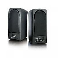 Loa Vi Tính SoundMax A-150/2.0 10W TG - Hàng Chính Hãng