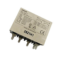 G7L-2A-P 6-Pin DPST Industrial Power Relay Coil 24VDC 20A