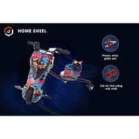 Xe điện drift 3 bánh Homesheel thế hệ mới D1 USA dành cho trẻ em