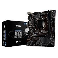 Bo Mạch Chủ Mainboard MSI H310M PRO-VD Plus (For Win7) Socket 1151 - Hàng Chính Hãng