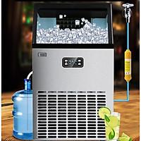 Máy làm đá viên công nghiệp model Hicon 68kg- chức năng lọc nước làm đá sạch- đáp ứng được 400-500 cốc đồ uống /ngày-sử dụng cho nhà hàng khách sạn