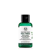 Nước Hoa Hồng Dưỡng Ẩm The Body Shop Tea Tree(60ml)
