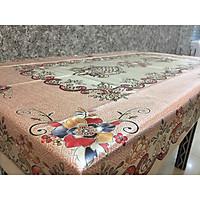 Khăn trải bàn kích thước 90 x 150cm họa tiết 3D cao cấp
