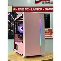 Thùng PC Gaming Queen (H310/i3-9100F/8GB/GTX1050Ti/160GB/250GB/400W) - Hàng Chính Hãng