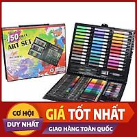 Bộ Hộp Màu 150 Chi Tiết Cho Bé Tô Vẽ Thỏa Thích_Hàng Loại Một Bền Đẹp