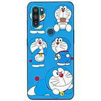 Ốp lưng dành cho Vsmart Active 3 mẫu Doraemon ham ăn