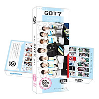 Bookmark GOT7 62pcs mới