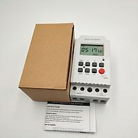 Công tắc hẹn giờ kỹ thuật số KG316S, 25A, 220VAC, 32 chương trình ON/OF mỗi ngày, hẹn giờ tối thiểu 1 giây  - EOM