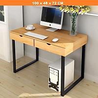 Bàn làm việc văn phòng đa năng tiện ích Măng Furniture mẫu mới BLV18