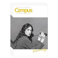 Lốc 5 Cuốn Vở A4 Kẻ Ngang Có Chấm Campus Visionary NB-A4VN200 - ĐL 70 (200 Trang) - Mẫu Ngẫu Nhiên