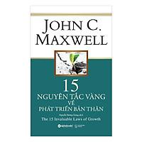 15 Nguyên Tắc Vàng Về Phát Triển Bản Thân ( tặng kèm bookmark Tuyệt Đẹp )