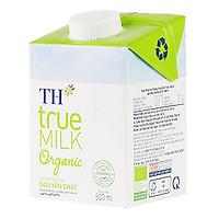 Sữa Tươi Hữu Cơ TH True Milk Organic (500ml)