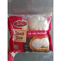 [Chỉ giao HCM] Bánh Bao Xá Xíu Trứng Muối 400g 4 cái
