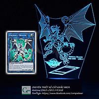 Đèn Ngủ Yugi-Oh FireWall Dragon Type 01