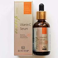 Serum dưỡng da thành phần vitamin C Tặng 5 mặt nạ Jant Blanc