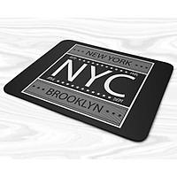 Miếng lót chuột mẫu NYC Brooklyn