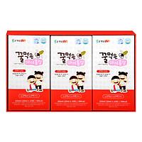 Nước Hồng Sâm Mật Ong Dành Cho Trẻ Em Honeyed Red Ginseng Liquid For Kid Kocheolnam 600ml (20ml x 30 Gói)