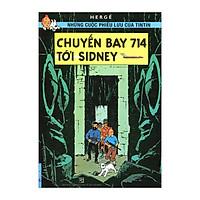 Những Cuộc Phiêu Lưu Của Tintin - Chuyến Bay 714